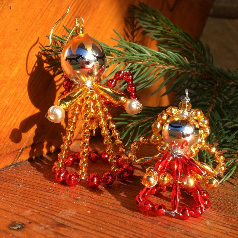 Tradiční Vánoční ozdoby, vhodné i pro děti 4. 12. 2019 ST