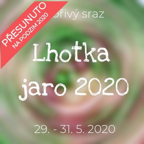 č.8026: Tvořivý sraz ve Lhotce u Mělníka 29. 5. 2020 PÁ